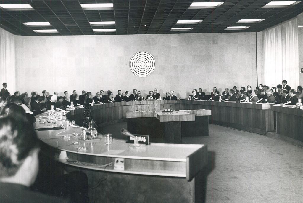 Reunión Preliminar para la Constitución del Organismo para la Proscripción de las Armas Nucleares en la América Latina (REOPANAL)