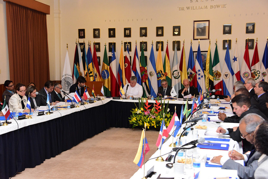 XXIV Período Ordinario de Sesiones de la Conferencia General del OPANAL